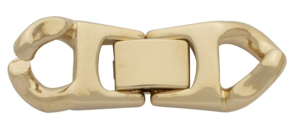 Fold Over Clasp Large Bubbly