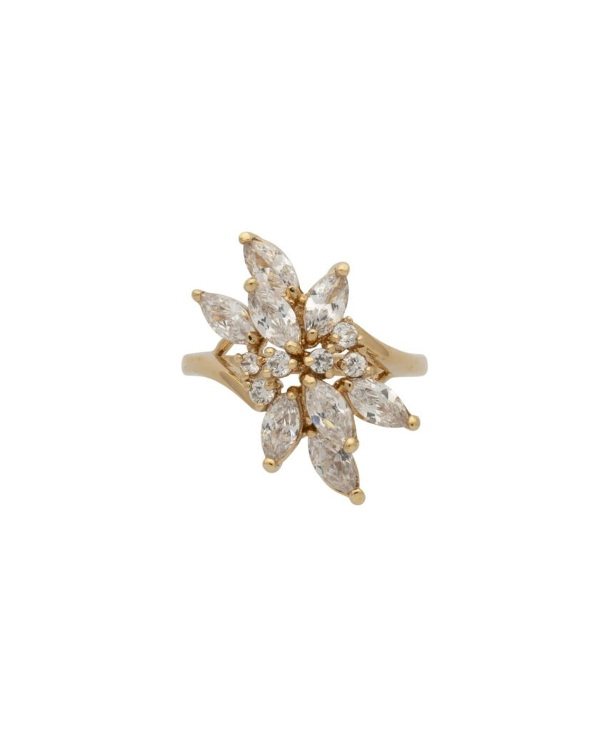 Ladies Rings (With CZ)