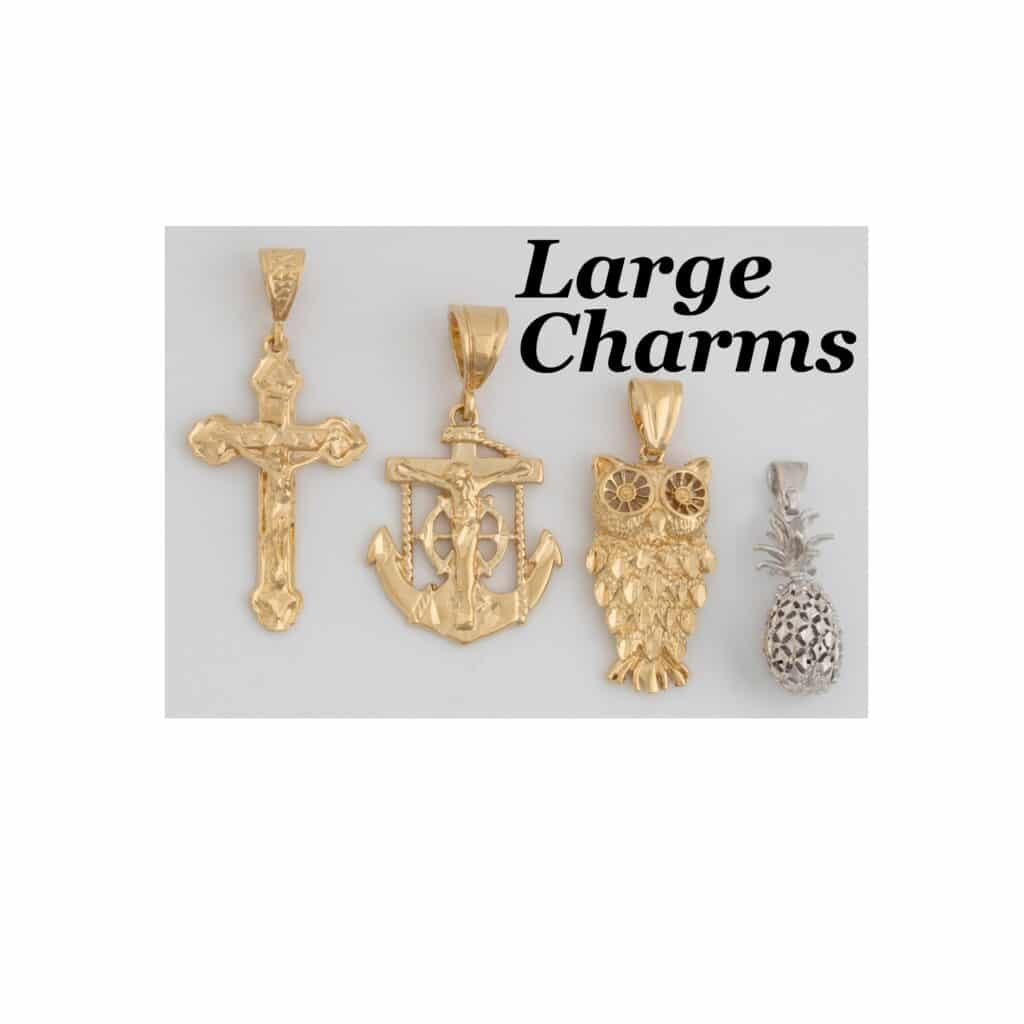 Large Charms
