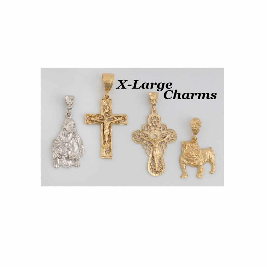 X-Large Charms